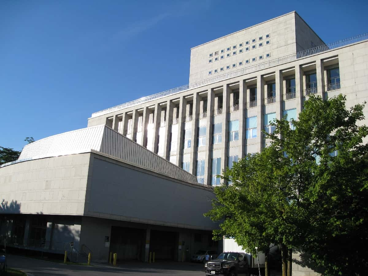 Public Archives and National Library Building