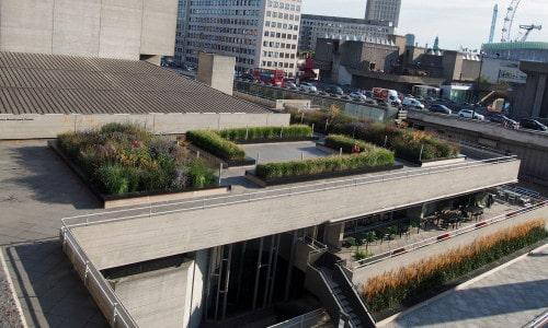 National Theatre roof garden